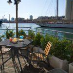 aperitivo marina barche genova