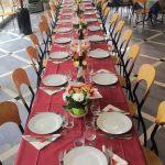 ristorante per feste di laurea Genova