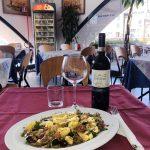 ristorante stoccafisso accomodato alla genovese